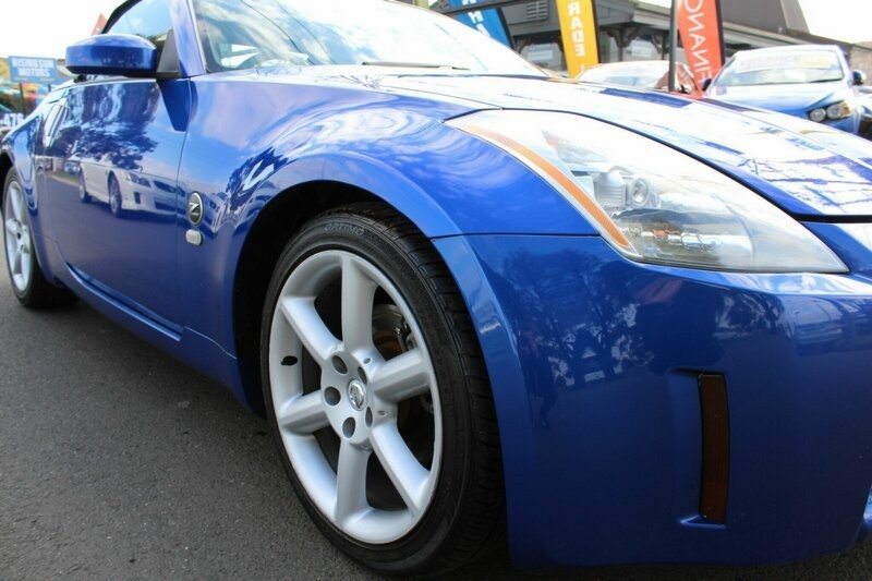 NISSAN 350Z  Z33 Roadster 2dr Man 6sp 3.5i [MY05]