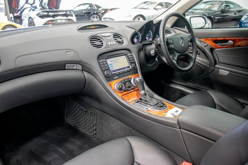 MERCEDES-BENZ SL350  R230 Roadster 2dr Auto 7sp 3.5i [MY06]