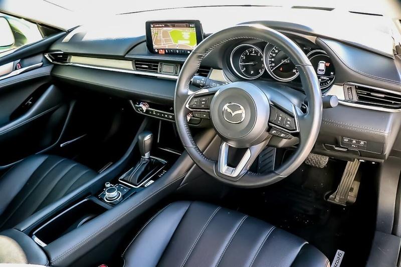 MAZDA 6 GT GL Series GT Wagon 5dr SKYACTIV-Drive 6sp 2.5T (5yr warranty) [Aug]