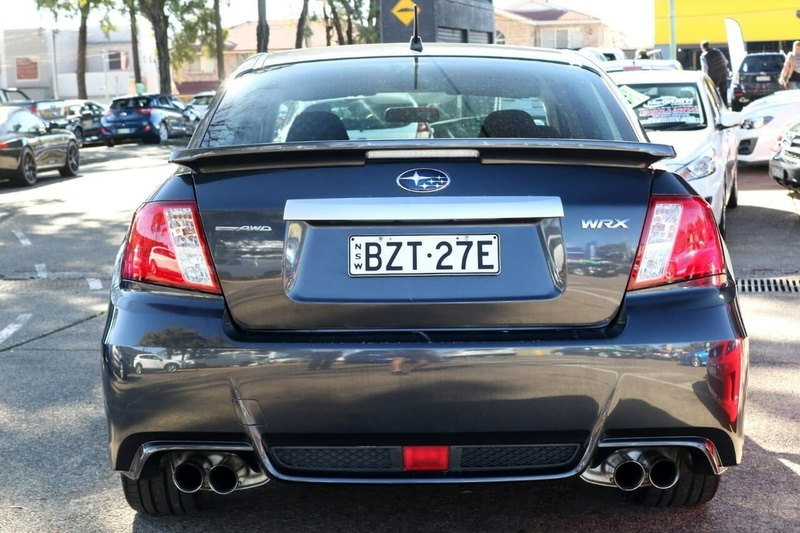 SUBARU IMPREZA WRX G3 WRX. Sedan 4dr Man 5sp AWD 2.5T [MY11]