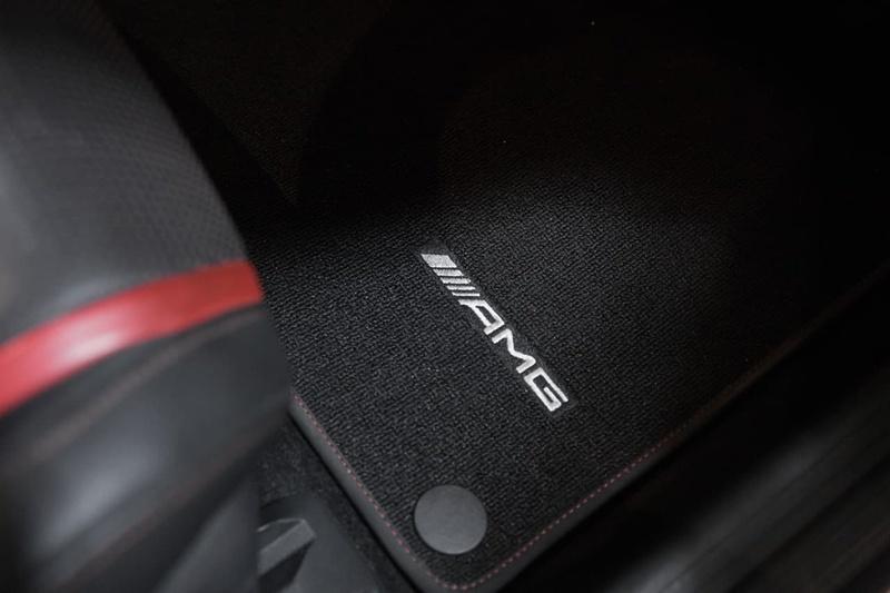 MERCEDES-BENZ CLA45 AMG X117 AMG Shooting Brake 5dr SPEEDSHIFT DCT 7sp 4MATIC 2.0T