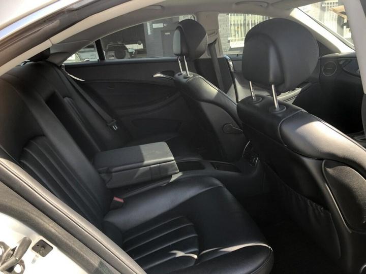 MERCEDES-BENZ CLS350  C219 Coupe 4dr Spts Auto 7sp 3.5i