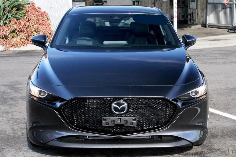 MAZDA 3 G20 BP Series G20 Touring Hatchback 5dr SKYACTIV-Drive 6sp 2.0i [Jan]