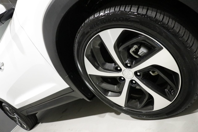 HYUNDAI TUCSON Elite TLe Elite Wagon 5dr Spts Auto 6sp AWD 2.0DT [MY17]