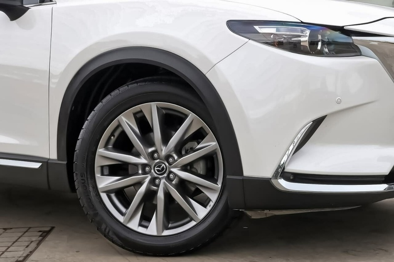 MAZDA CX-9 GT TC GT Wagon 7st 5dr SKYACTIV-Drive 6sp i-ACTIV AWD 2.5T [Jul]