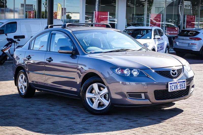 MAZDA 3 Neo BK Series 2 Neo Sedan 4dr Spts Auto 4sp 2.0i