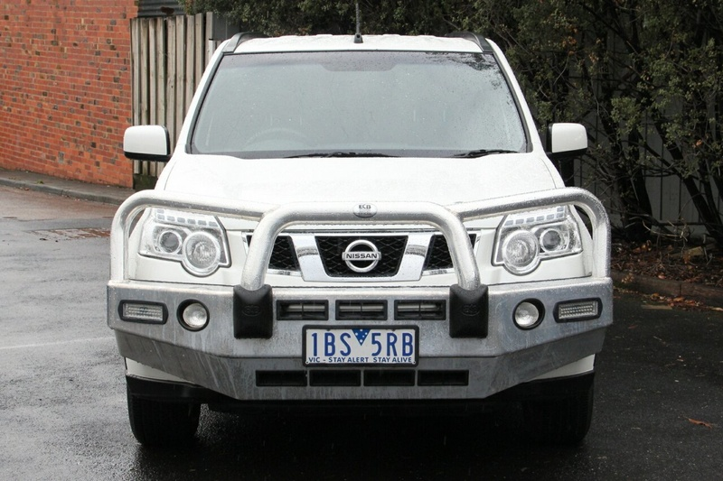 NISSAN X-TRAIL ST T31 ST Wagon 5dr Man 6sp 2WD 2.0i [Series V]