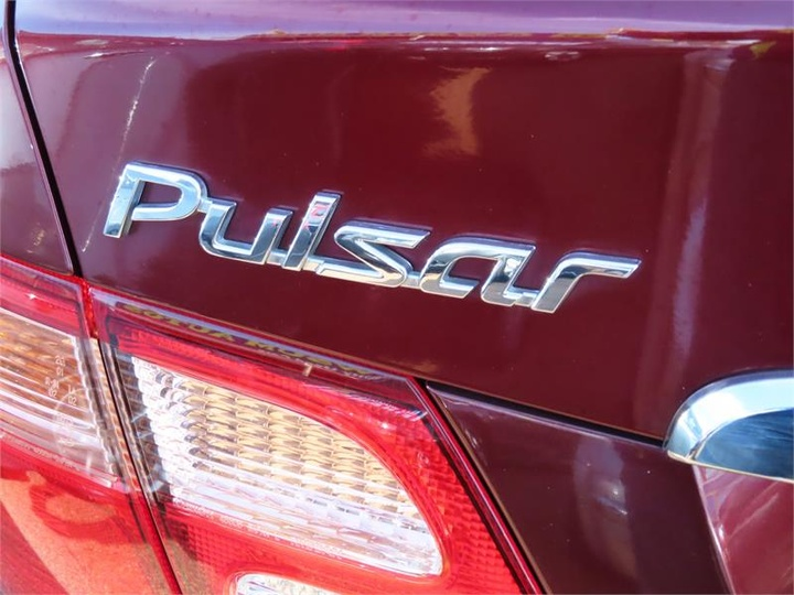 NISSAN PULSAR ST N16 ST Plus Sedan 4dr Man 5sp 1.8i