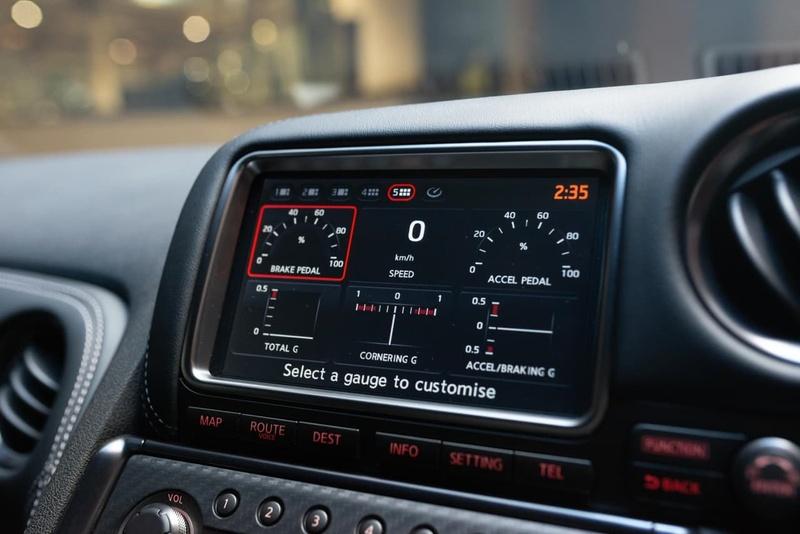 NISSAN GT-R Premium R35 Premium Coupe 2dr DCT 6sp AWD 3.8TT [MY15]
