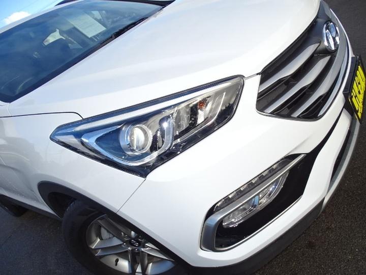 HYUNDAI SANTA FE Active DM3 Series II Active Wagon 7st 5dr Spts Auto 6sp 4x4 2.4i [MY16]