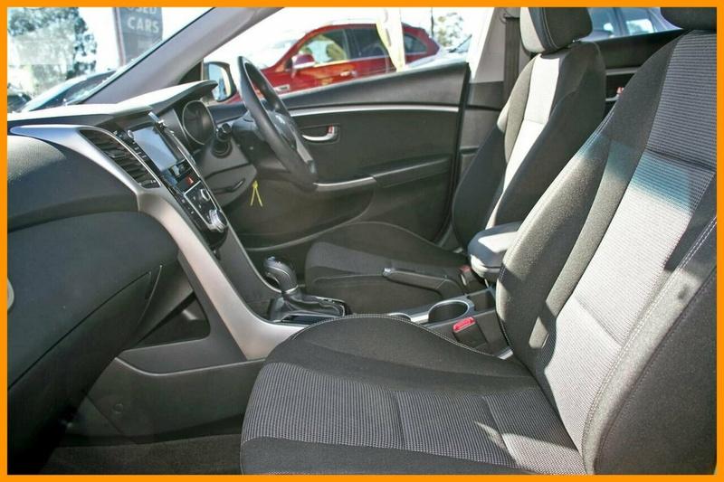 HYUNDAI I30 Active GD4 Series II Active Hatchback 5dr DCT 7sp 1.6DT [MY17]