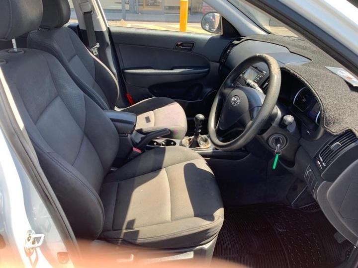 HYUNDAI I30 SX FD SX Hatchback 5dr Man 5sp 1.6DT [Sep]