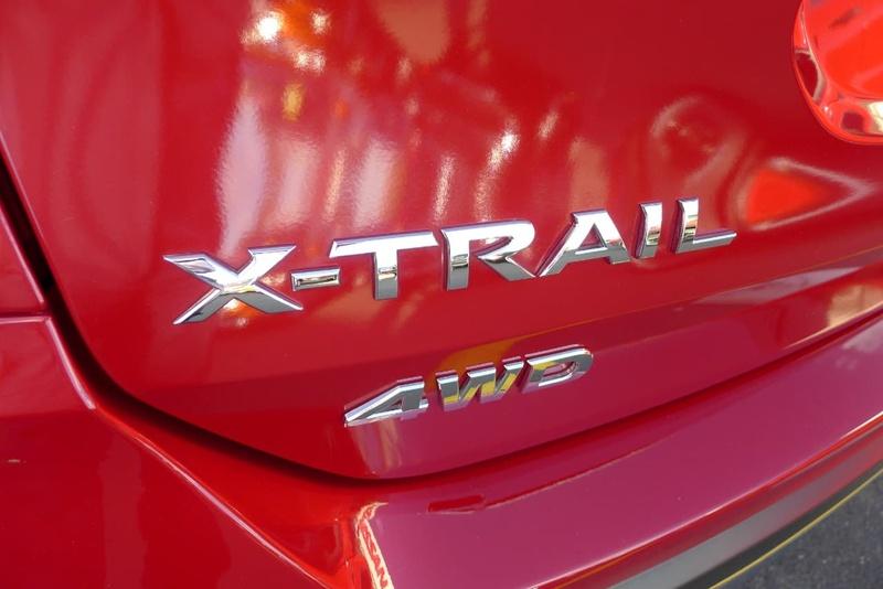 NISSAN X-TRAIL ST-L T32 Series II ST-L Wagon 5dr X-tronic 7sp 4WD 2.5i