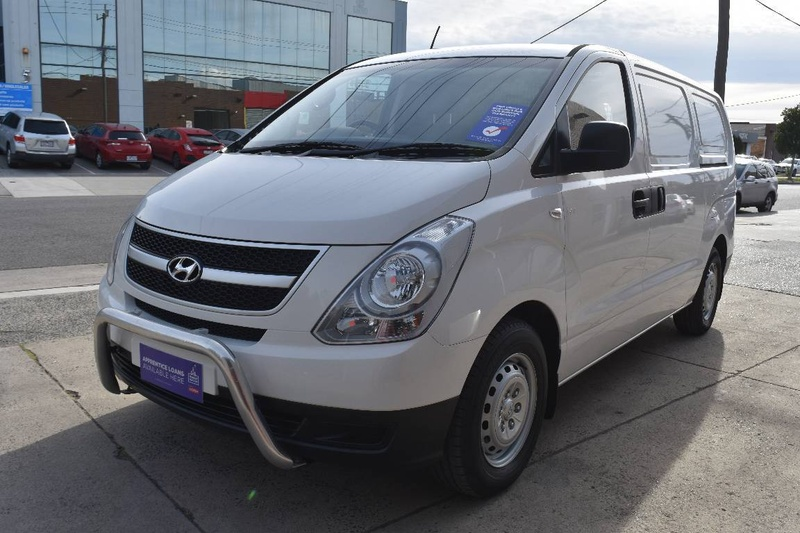 HYUNDAI ILOAD  TQ2-V Van 5dr Auto 5sp 2.5DT [MY15]