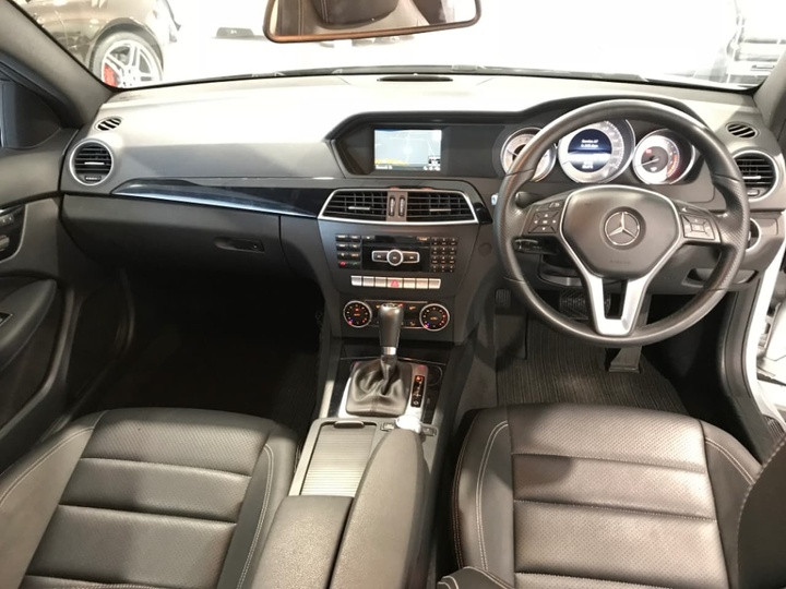 MERCEDES-BENZ C180 Avantgarde C204 Avantgarde Coupe 2dr 7G-TRONIC + 7sp 1.6T [Jun]