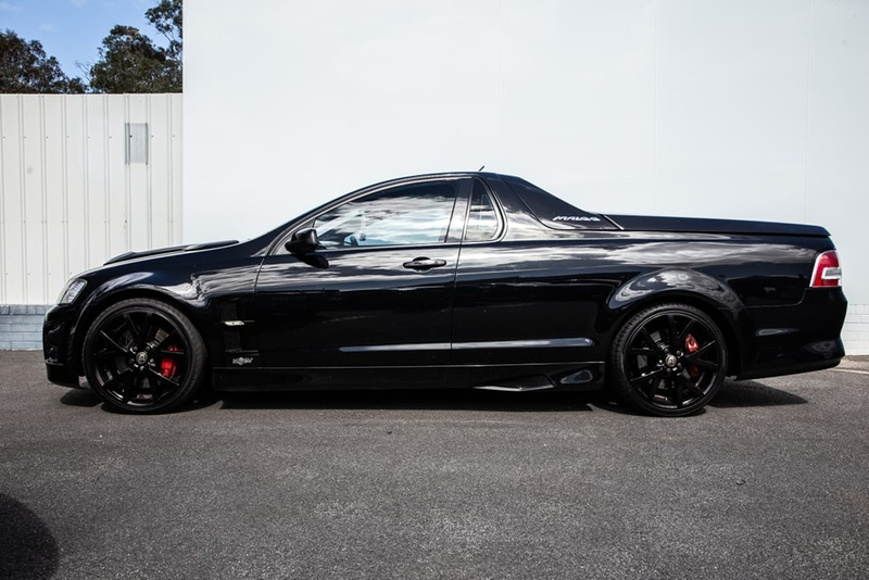 HOLDEN SPECIAL VEHICLES MALOO R8 E Series R8 Utility Extended Cab 2dr Spts Auto 6sp 6.2i [MY09]