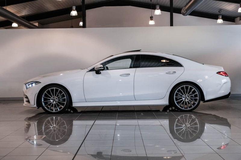 MERCEDES-BENZ CLS450  C257 Coupe 4dr 9G-TRONIC PLUS 9sp 4MATIC 3.0T
