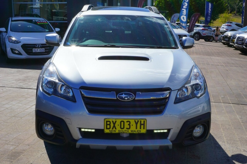 SUBARU OUTBACK 2.0D 4GEN 2.0D. Wagon 5dr Lineartronic 7sp AWD 2.0DT [MY14]
