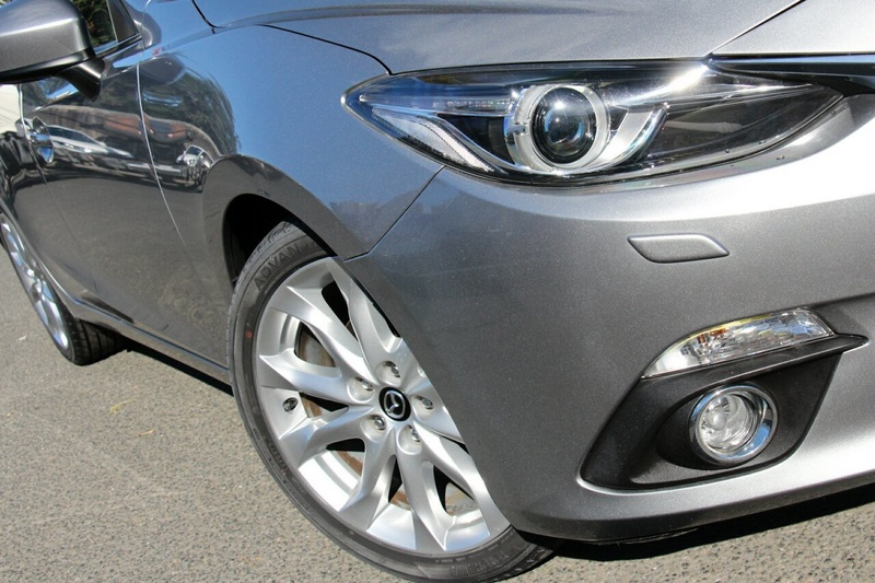 MAZDA 3 SP25 BM Series SP25 GT Hatchback 5dr SKYACTIV-MT 6sp 2.5i [Nov]