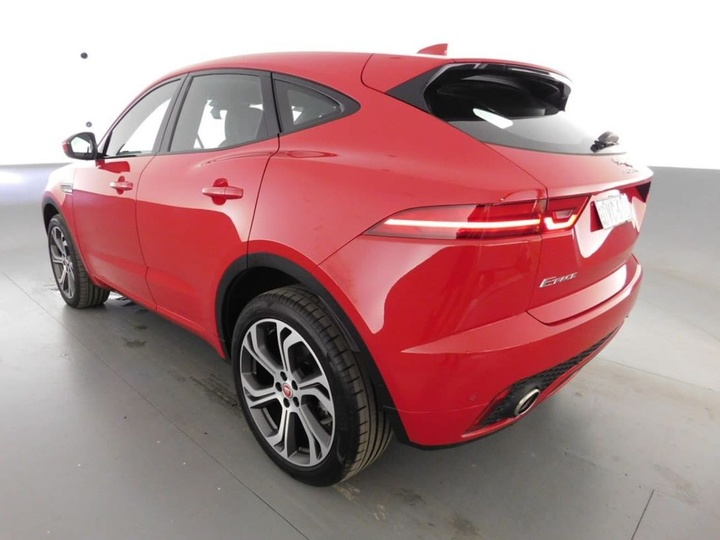 JAGUAR E-PACE P250 R-Dynamic X540 P250 R-Dynamic First Edition Wagon 5dr Spts Auto 9sp AWD 2.0T [MY18]