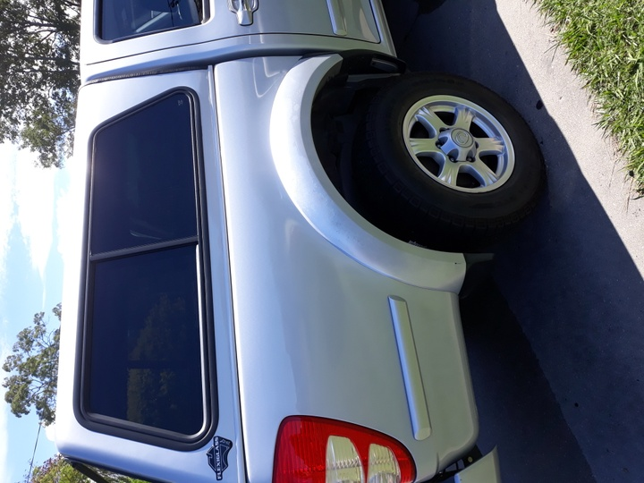 GREAT WALL V240  K2 Utility Dual Cab 4dr Man 5sp 4x4 2.4i [MY12]