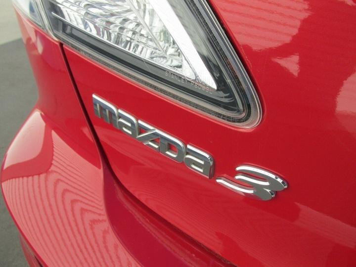 MAZDA 3 SP20 BL Series 2 SP20 SKYACTIV Sedan 4dr SKYACTIV-Drive 6sp 2.0i