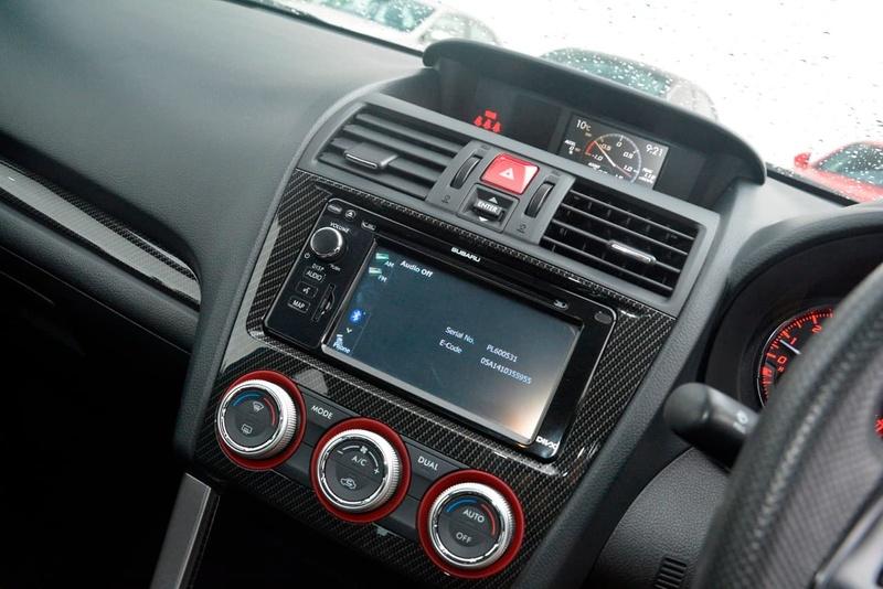 SUBARU WRX STI V1 STI. Sedan 4dr Man 6sp AWD 2.5T [MY15]