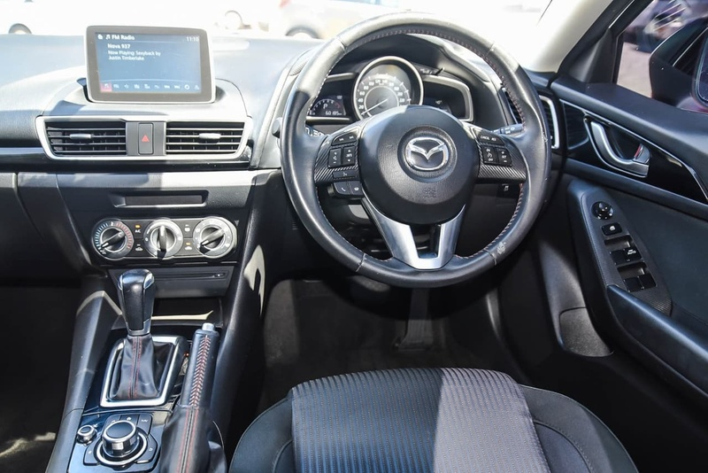 MAZDA 3 Maxx BM Series Maxx Sedan 4dr SKYACTIV-Drive 6sp 2.0i [Jan]