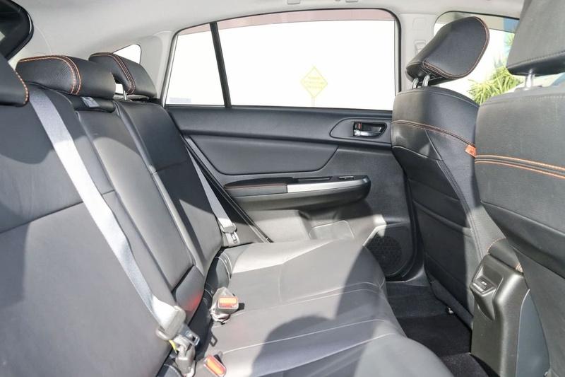 SUBARU XV 2.0i-S G4X 2.0i-S. Wagon 5dr Lineartronic 6sp AWD [MY17]