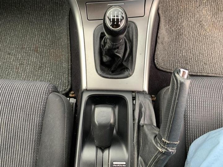 SUBARU OUTBACK  3GEN. Wagon 5dr Man 5sp D/Range AWD 2.5i [MY04]