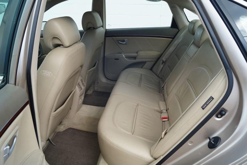 HYUNDAI GRANDEUR Limited TG Limited Sedan 4dr Spts Auto 5sp 3.8i [Nov]