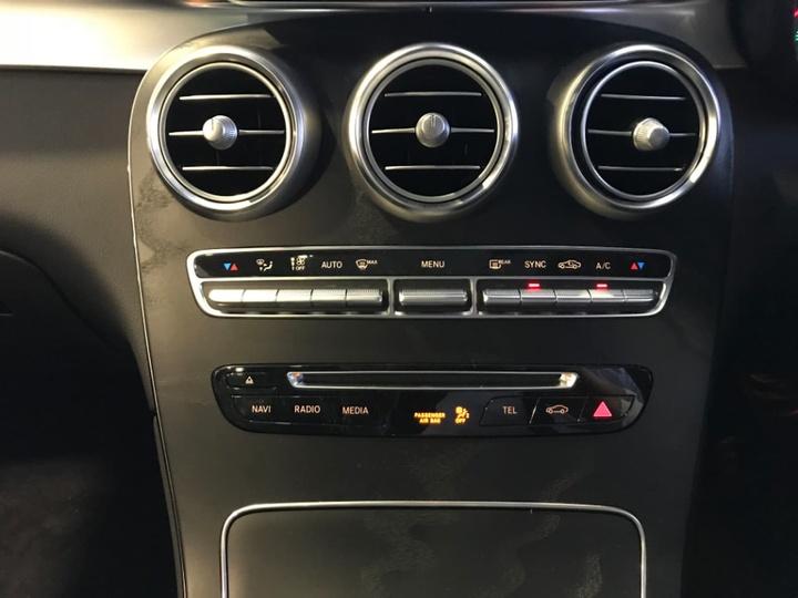 MERCEDES-BENZ GLC200  X253 Wagon 5dr 9G-TRONIC 9sp 2.0T [Jul]