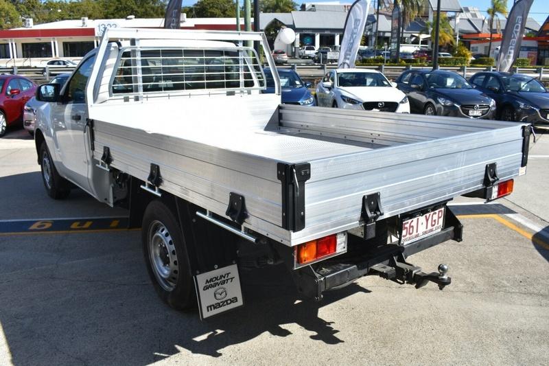 MAZDA BT-50 XT UR XT Cab Chassis Single Cab 2dr Man 6sp 4x2 2.2DT [Mar]