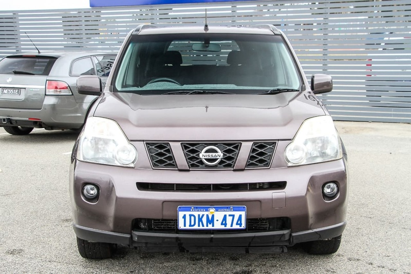 NISSAN X-TRAIL TS T31 TS Wagon 5dr Man 6sp 4x4 2.0DT [MY10]