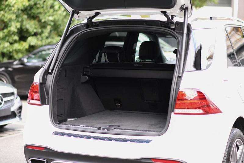 MERCEDES-BENZ GLE350 d W166 d Wagon 5dr 9G-TRONIC 9sp 4MATIC 3.0DT [Jan]