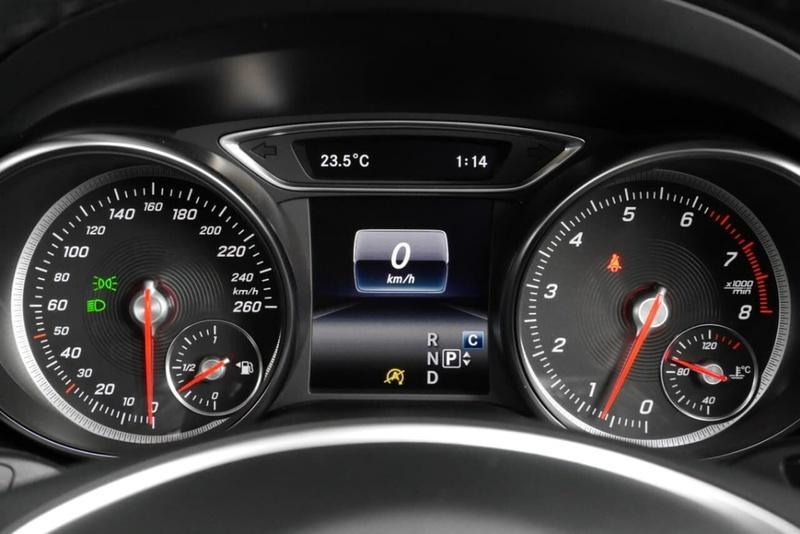 MERCEDES-BENZ GLA180  X156 Wagon 5dr DCT 7sp 1.6T [Jun]