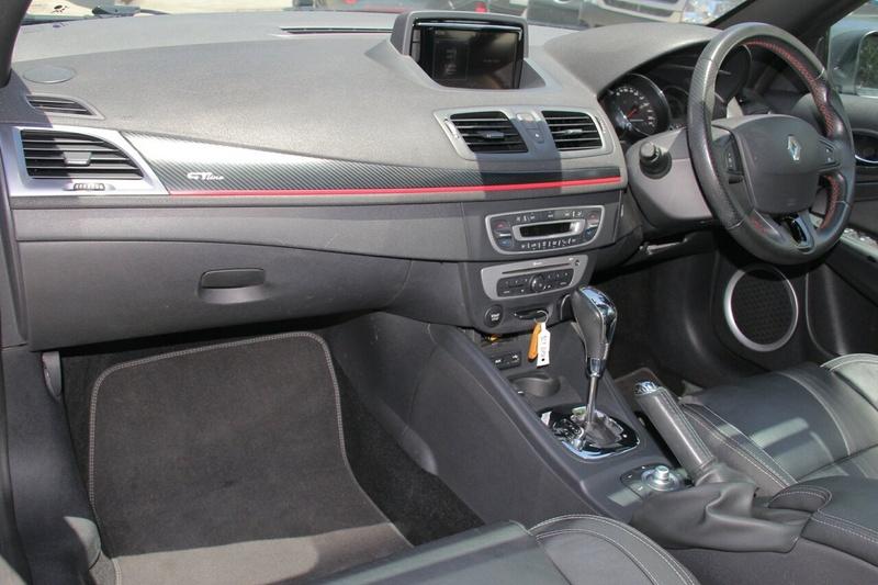 RENAULT MEGANE GT-Line III E95 Phase 2 GT-Line Cpe Cabrio 2dr CVT 6sp 2.0i [Feb]