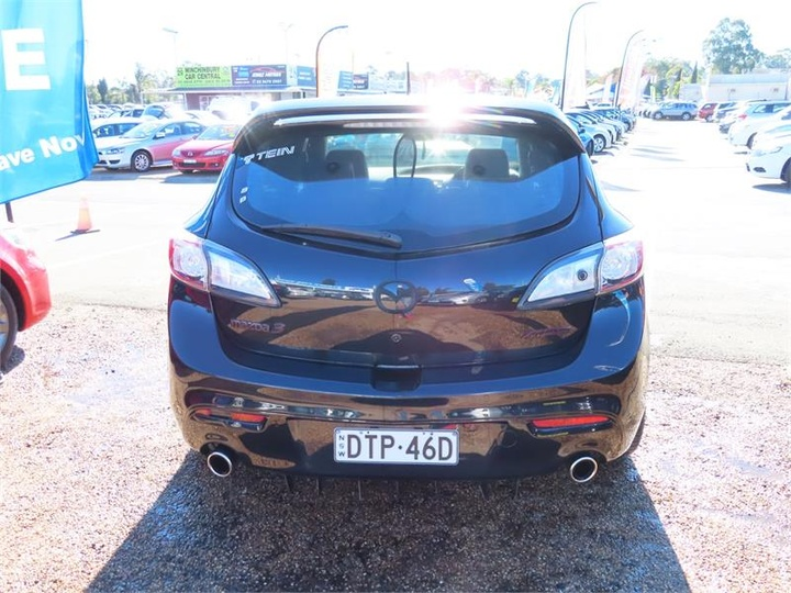 MAZDA 3 MPS BK Series 2 MPS Sports Hatchback 5dr Man 6sp 2.3T [MY08]