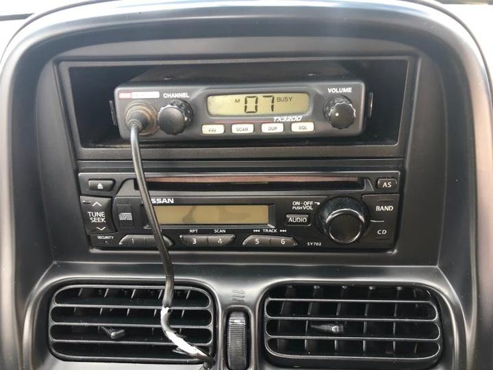 NISSAN NAVARA DX D22 DX Cab Chassis Single Cab 2dr Man 5sp 4x4 3.0DT [MY02]