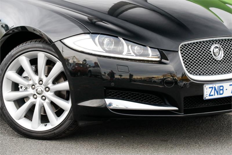 JAGUAR XF Luxury X250 Luxury Sedan 4dr Spts Auto 8sp 2.0T [MY13]