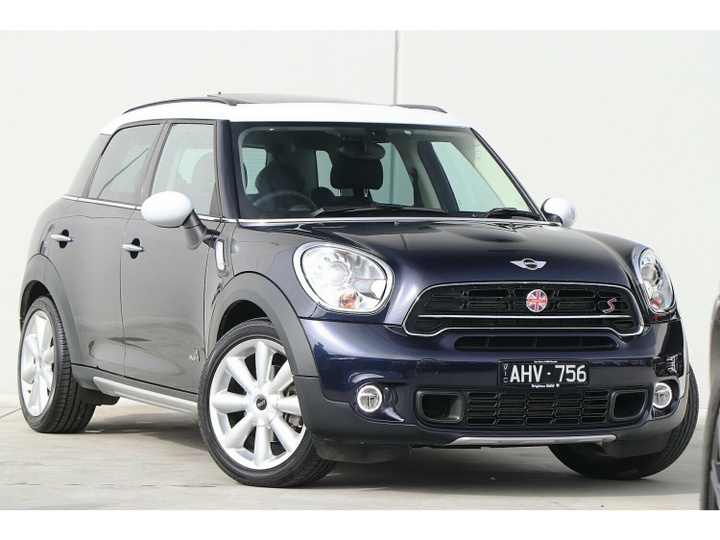 2016 Mini Countryman Cooper Sd Steptronic All4 Sports Automatic