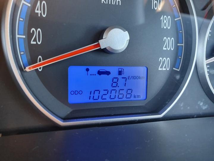 HYUNDAI SANTA FE SLX CM SLX Wagon 7st 5dr Spts Auto 5sp 4x4 2.2DT [MY07]