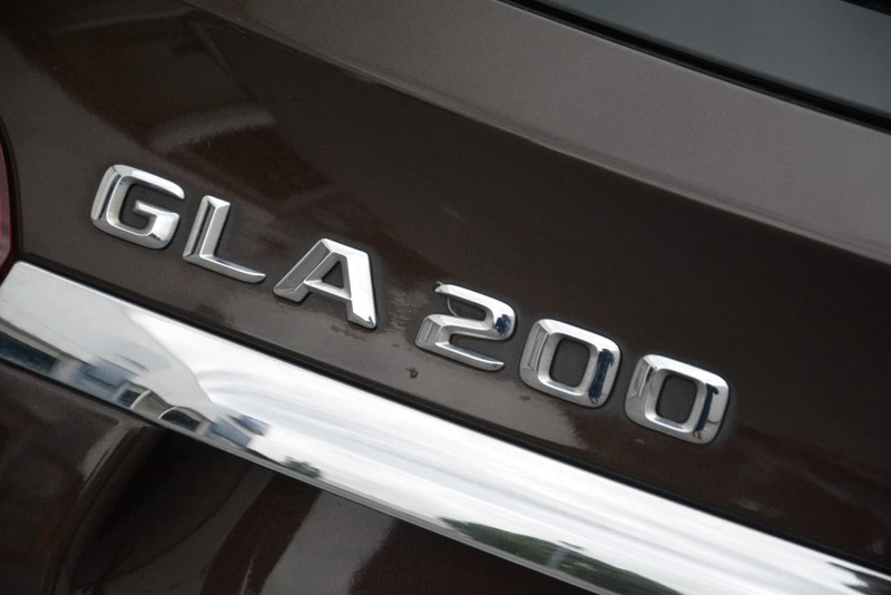 MERCEDES-BENZ GLA200 CDI  X156 Wagon 5dr DCT 7sp 2.1DT