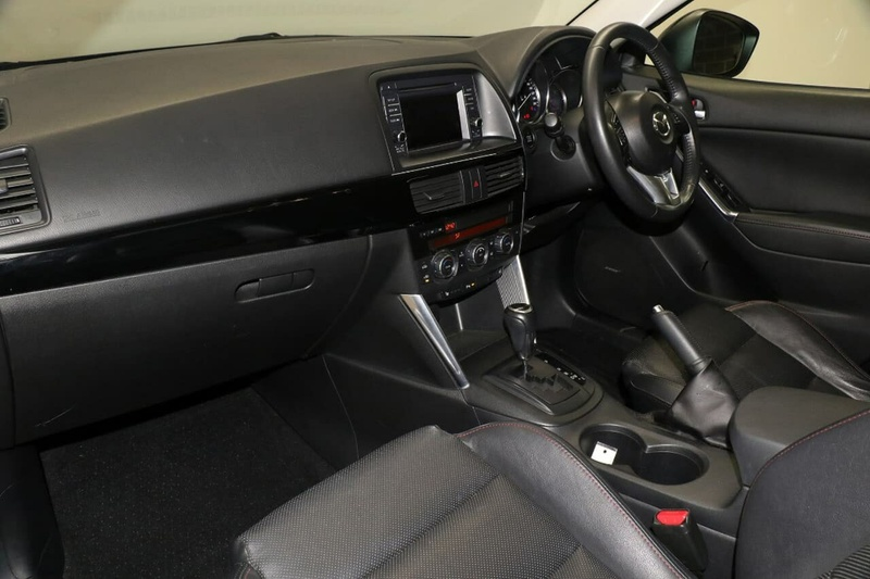 MAZDA CX-5 Akera KE Series Akera Wagon 5dr SKYACTIV-Drive 6sp AWD 2.2DTT [MY13]