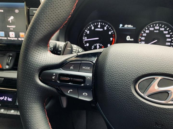 HYUNDAI I30 N Line PD.3 N Line Hatchback 5dr D-CT 7sp 1.6T [MY19]