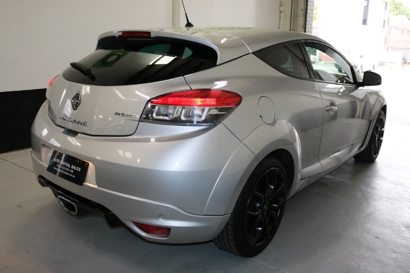 RENAULT MEGANE R.S. 275 III D95 Phase 2 R.S. 275 Cup Coupe 2dr Man 6sp 2.0T [Jan]