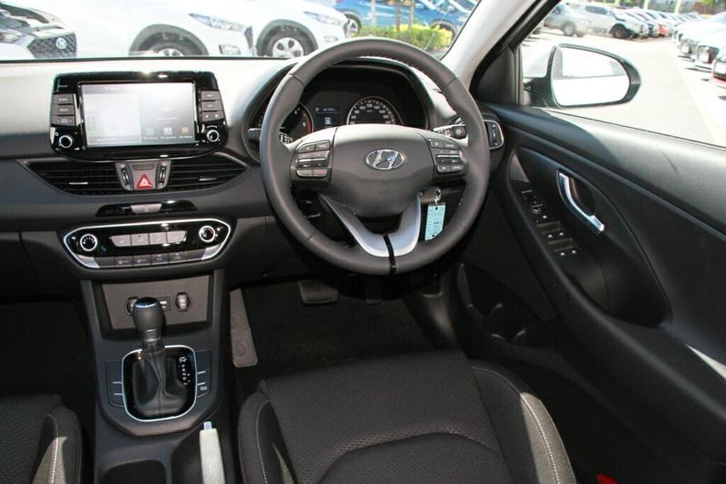 HYUNDAI I30 Active PD2 Active Hatchback 5dr D-CT 7sp 1.6DT [MY19]