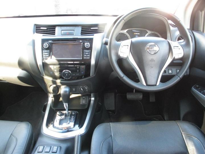 NISSAN NAVARA ST-X D23 ST-X Utility Dual Cab 4dr Spts Auto 7sp 4x4 2.3DTT