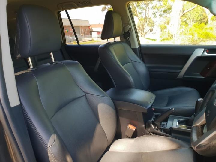 TOYOTA LANDCRUISER PRADO VX GDJ150R VX Wagon 7st 5dr Spts Auto 6sp 4x4 2.8DT [Jun]