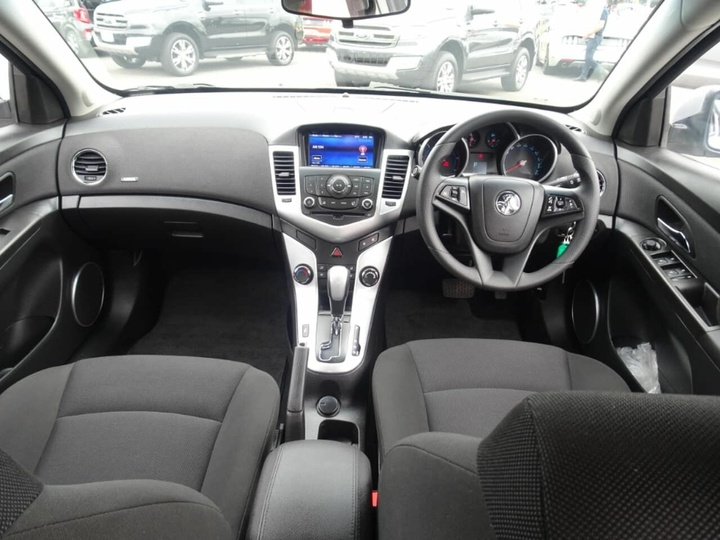 HOLDEN CRUZE Equipe JH Series II Equipe Sedan 4dr Spts Auto 6sp 2.0DT [MY13]